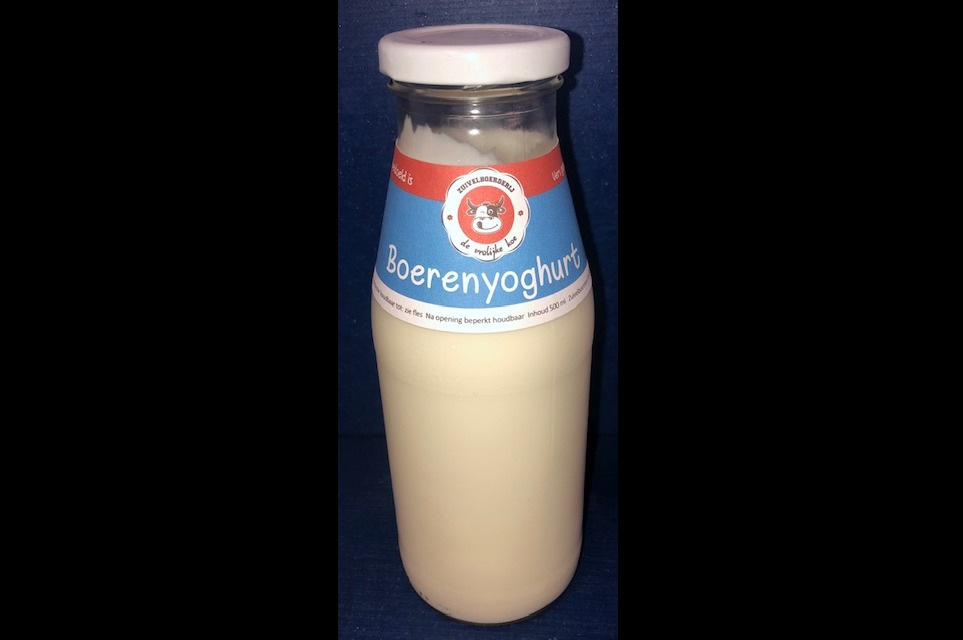 Yoghurt boeren 500 ml