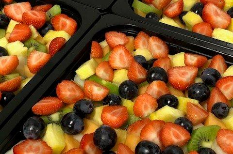 Fruit-salade bakje 250 gram