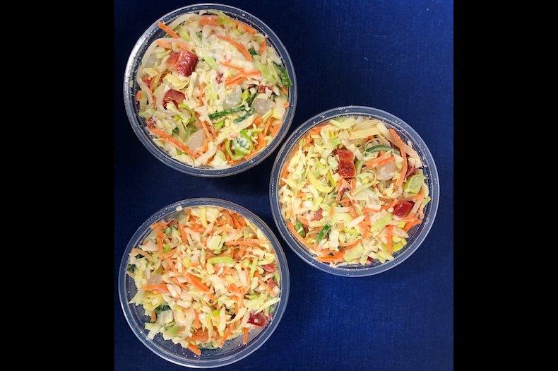 Huis-salade