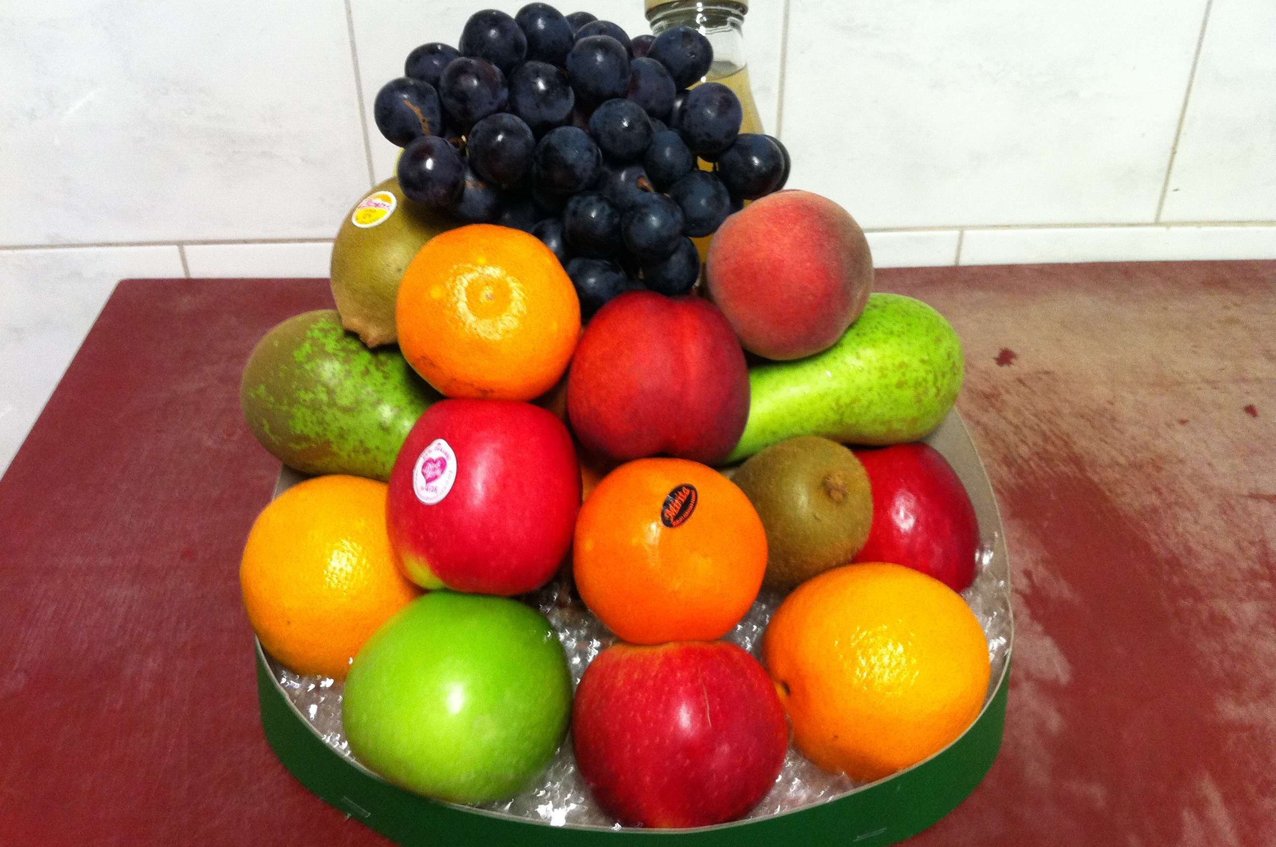 Fruitmand € 17,50