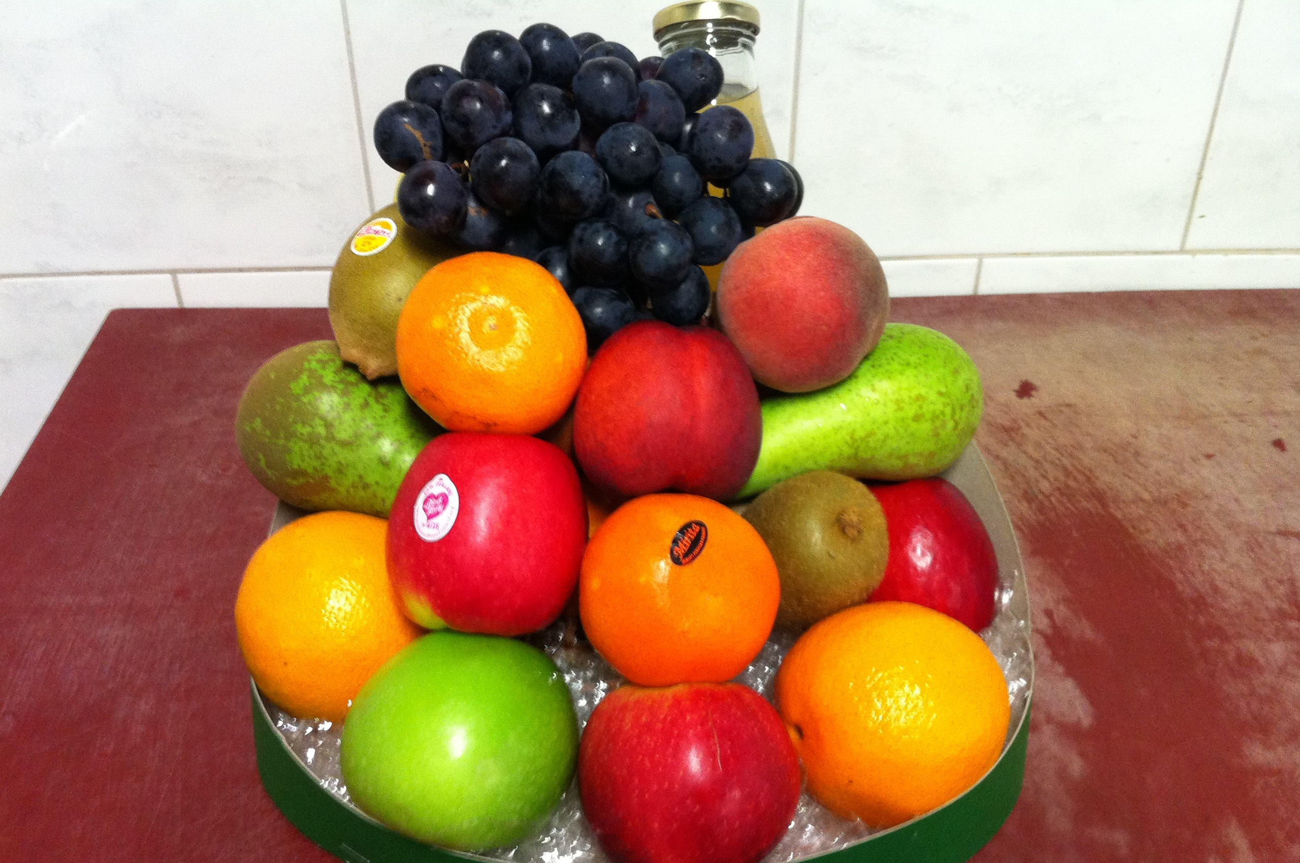 Fruitmand € 20,00