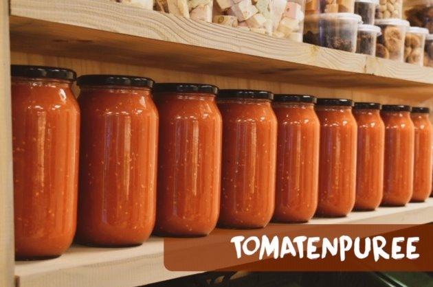 Tomaten puree