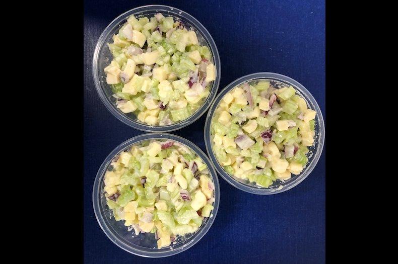 Deense-salade