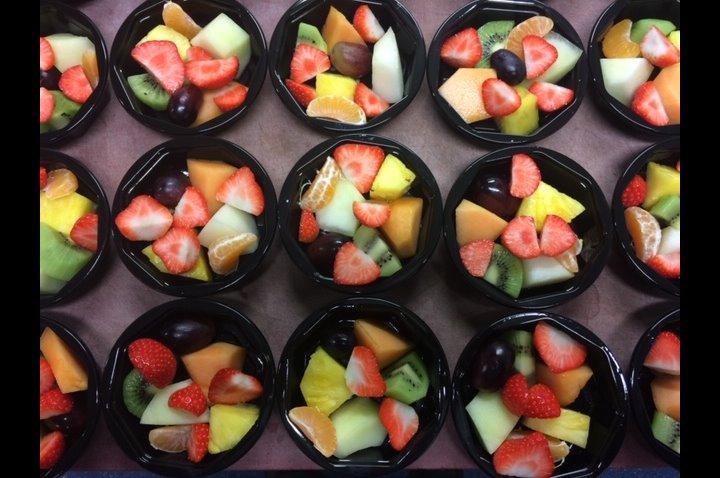 Fruit bakje