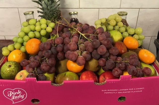 Fruitmand XXL