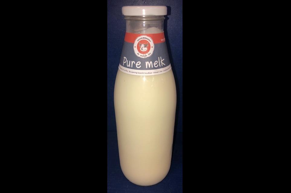 Melk puur 1000 ml